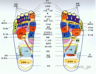 Reflexology Foot Massage Pain Relieve Relief Walk Massager Mat Pad Easy Helpful