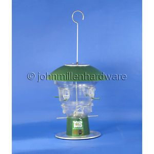 8 Port Squirrel Proof Electric Wild Bird Feeder