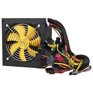 Cool Power Performance CP P700 700W 20 4 Pin ATX Power Supply w SATA PCIe Black