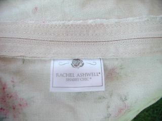Rachel Ashwell Shabby Chic Wildflower Slipcover Chair