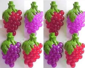 12 Grape Battery Operated Indoor 6 6ft Party String Lights 2 C Size Batteries