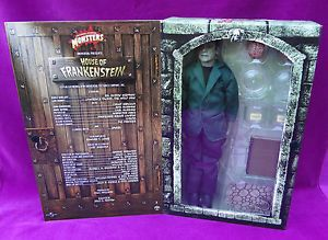 "Sideshow House of Frankenstein Glenn Strange 12"" 1 6 Action Figure Doll"