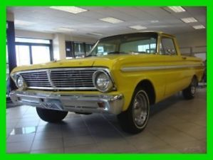 65 Ford Falcon Ranchero Clean Mileage Uknown