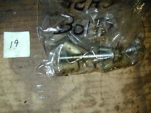 Kawasaki FC540V 17hp OHV John Deere 180 Engine Head Bolts