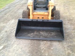 Case 40XT Skid Steer Loader 40 XT Tractor Loader Dozer Rubber Tire Bob Cat