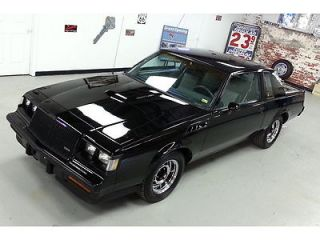 1987 Buick Grand National GNX Clone But A Real WE4