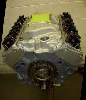 Chevy Small Block SBC 355 Street or Race Engine New Twisted Wedge Heads