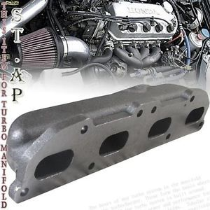 Dodge Neon Mitsubishi Eclipse Talon 420A Engine T3 T4 Cast Iron Turbo Manifold