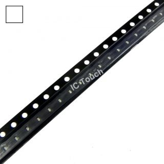 50pcs White SMD SMT LED 0402 Superbright White LEDs Lamp Light