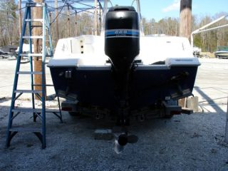 "Used 1999 Mercury Marine 225XXL 225HP EFI Outboard Boat Motor 30"" Shaft"