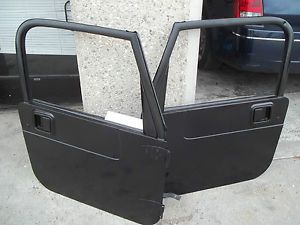 97 06 Jeep Wrangler TJ Full Steel Doors