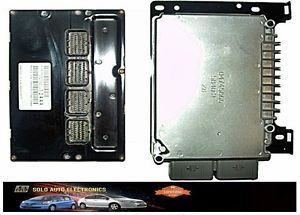 2004 Chrysler PCM Chrysler Pacifica PCM ECU ECM Engine Computer