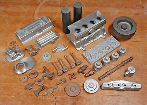 Wall 50cc Model Gas Engine Castings Kit