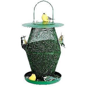 Metal Squirrel Proof Weather Proof Large Bird Feeders