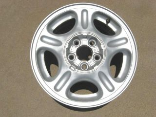 "Ford Taurus Factory Aluminum Alloy 15x6"" Wheel Rim 1996 1997 1998 1999"