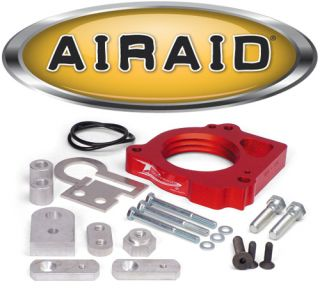 Airaid 300 573 Poweraid Throttle Body Spacer 03 07 Dodge RAM 4 7L Magnum V8