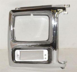 Sherman 575 95BR Headlight Door Right Ford Bronco