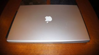 "Apple MacBook Pro 17"" Laptop 3GB Memory 160GB Harddrive 885909119486"