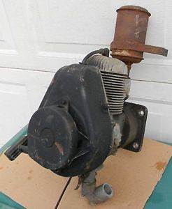 Vintage Go Kart Minibike West Bend 580 Power Bee Mini Bike Engine Motor Parts