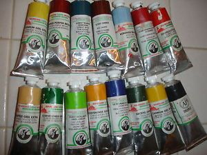 Art Supplies Professional Quality New 40ml Old Holland Oil Paints Huge Lot B
