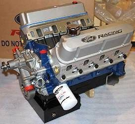 Ford Racing 460 Cubic inches 575 HP Crate Engine Front Sump