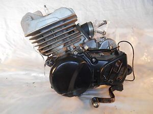 1982 82 Kawasaki KX80 Engine Motor Good Shape Shifts thru Gears KX 80 100 125