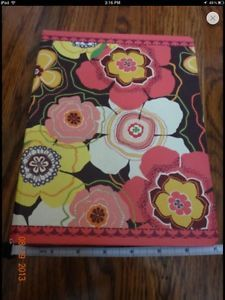 Vera Bradley Retired Buttercup Planner Organizer Appointment Date Book RARE