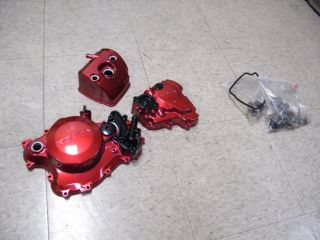 2008 CRF150RB Valve Stator Clutch Water Pump Cover Motor Engine Oil CRF 150R