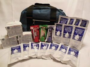 Emergency Food Water Supply Kit Hurricane Disaster Kit Bug Out Bag