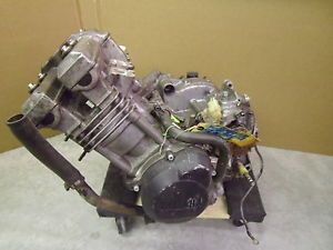 '89 Yamaha FZR600 FZR 600 Engine Motor Transmission Broke Mount