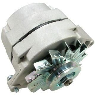 New Alternator 105 Amp High Output 1 Wire GMC Chevy Chevrolet