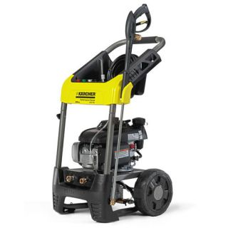 Karcher G2500DH 2500 PSI Gas Powered Cold Water Residential Grade Pressure Washe