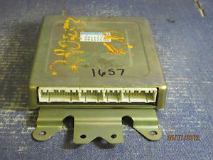 1658 85 LeBaron New Yorker Voyager ECM ECU Engine Computer MD082058 590 1320