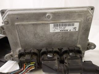 Engine ECU w Immobilizer Honda Civic 2dr CPE 06 07 08 2006 2007 2008 565358