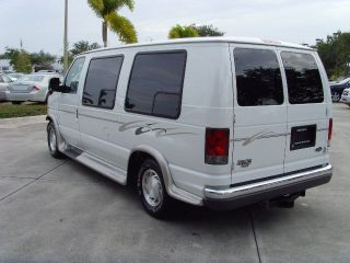 2003 Ford E150 Conversion Van