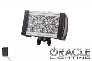 "Oracle Off Road 6"" 18W Dynamic LED Light Bar Ultra Bright Rugged Extreme"