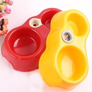Automatic Water Drinking Feeding Basin for Pets Puppy Dogs Cats Cute Food Bowls