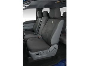 2011 2013 Ford F 150 Carhartt Seat Covers 60 40 Supercab Rear Seat Gravel