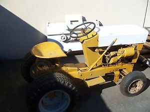 Original Cub Cadet Lawn Tractor 7HP Kohler Engine  Auction