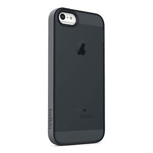 New Blacktop Gravel Belkin Sheer Candy Grip Cover Case for Apple iPhone 5 5S