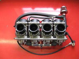 Odum R6 Alcohol Carbs Yamaha Engine Motor 600 Micro Mini Sprint Race Car RR GSXR