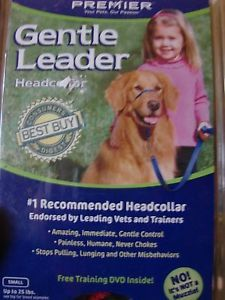Premier Gentle Leader Easy Walk Harness s Pullings Redirects Dog Small