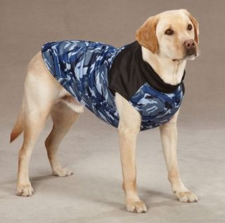 Casual Canine Camo Vest Dog Coat Jacket XXS XL Camouflage Weather Resistant