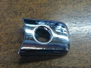New Nissan Murano Rogue Front Drivers Door Handle Chrome Bezel