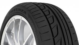 Bridgestone Potenza RE760 Tires Set 245 35 20 275 30 20 BMW 645 650 E63 E64 20""