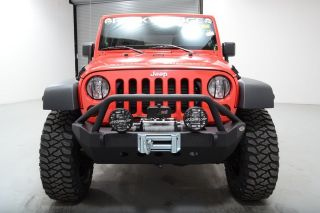 New 2013 Jeep Wrangler Unlimited Rocky Ridge Phantom Lifted 4x4 Soft Top L K