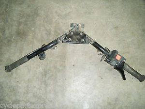 1994 Polaris Indy SKS Liquid 440 Handlebars Bars Good Grip Heaters