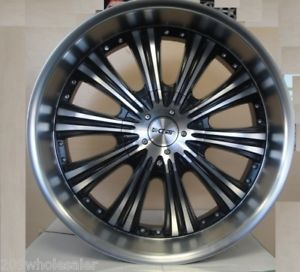 20 inch DW909 Rims Tires Mustang Infinity Grand Prix