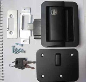 FIC Horse Trailer Feeder Door Lock RV Horse 5th Wheel