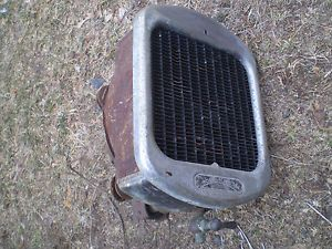 Vintage Ford Chevy Mopar Goerlich Auto Heater Great for Rat Rod Hot Rod